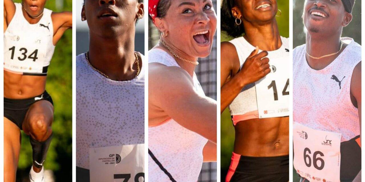 En Fotos: Atletismo cubano en Castellón