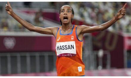 Sifan Hassan pasa a la historia del atletismo olímpico