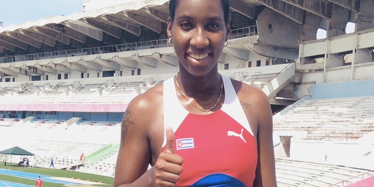 Yiselena Ballar quiere emular a su entrenadora en Nairobi