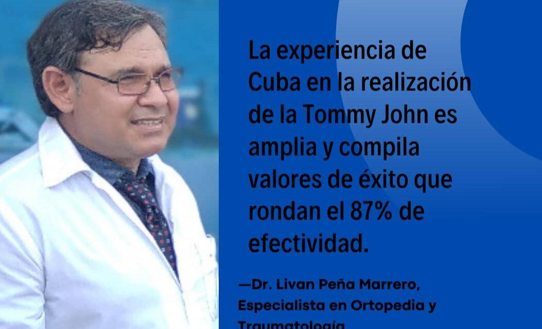 Cirugía Tommy John, 47 años después